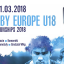 Прямі трансляції матчів чемпіонату Європи (U18) з регбі-15 серед чоловічих збірних команд
