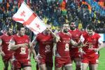 Новости регби: Грузия сыграет с Украиной «полувторым» составом