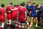 Новости регби: Украина проиграла Грузии и вылетела во второй дивизион