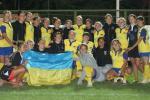 Новости регби: Женская сборная Украины в семерке сильнейших команд Европы