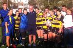Новости регби: В Киеве состоялся тренерский семинар