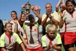 Новости регби: Сезон по женскому регби-7 закроется в Одессе