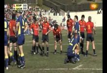 Испания - Украина. Первый матч. (Видео)